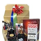 Подарки в коробке