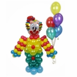 "Фигура из шаров ""Веселый клоун"""