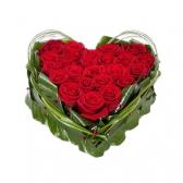 """Сердце из роз """"Романтика"""""""