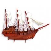Модель парусника (малый)