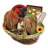 """Подарочный набор """"Слоны Счастья"""""""