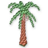 """Фигура из шаров """"Пальма"""""""