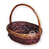 Плетеные корзины из ивы (комплект)