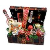 """Подарочный набор """"Новогодний чемоданчик"""""""