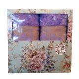 Комплект банного текстиля