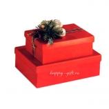 "Подарочная коробка ""Seta Rosso - 2"""