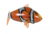 Летающая рыба-клоун