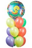 Букет ко дню рождения