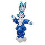 """Фигура из шаров """"Счастливый заяц"""""""