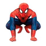"""Фигура из шаров """"Человек паук"""""""