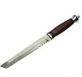 Булатный нож Походный