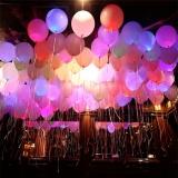 Светящие шары под потолок
