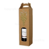 Картонная упаковка под вино