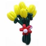 Букет из шаров (тюльпаны)