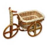 Плетеный велосипед