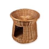 Плетеный  домик  для  животных