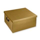 Подарочная коробка (золото)