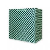Подарочный пакет (зеленый)