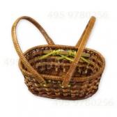 Корзина плетеная (малая)