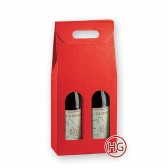 Коробка под вино (2b, Setta Rosso)
