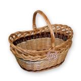 Плетеная корзина (грибная)