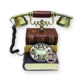 Ретро-телефон книга