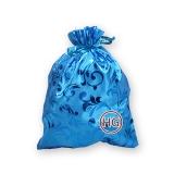 Мешочек из ткани (синий)