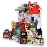 Новогодний подарочный набор в коробке