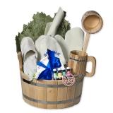 Подарочный банный набор «Банные традиции»
