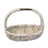 Плетеная корзина (большая)