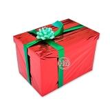 Коробка сюрприз из сердечек