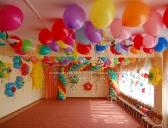 Оформление школьного зала