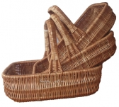 Плетеные корзины (набор)