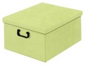 Большая картонная коробка (салатовая)