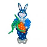 Заяц из шаров