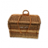 Плетеный чемодан (большой)