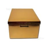 Большая коробка (золото)