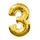"""Цифра из шаров """"3"""""""