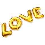 """Надпись из шаров """"Love"""""""