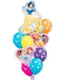 """Букет из шаров """"Принцессы"""""""