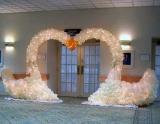 """Свадебная арка """"Лебеди"""""""