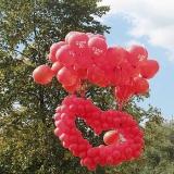 Подарочный комплект из воздушных шаров