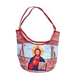 """Пасхальная сумочка """"Христос Воскресе"""""""