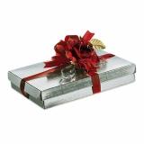 """Подарочная коробка """"серебро"""""""