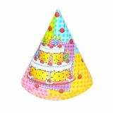 Колпак Торт многоцветный