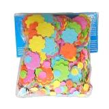 """Разноцветное конфетти """"Цветочек"""""""