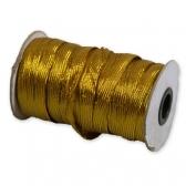 Шнур декоративный (золотой)