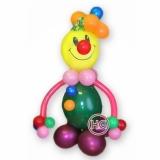 "Фигура из шаров ""Весёлый клоун"""