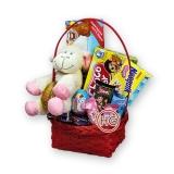 Подарочная корзина для детей