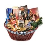 Подарочная корзина «К новогоднему столу»
